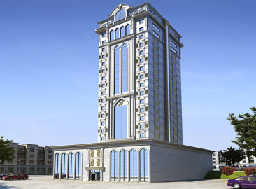 Duhok Rixos Business Hotel Projesi