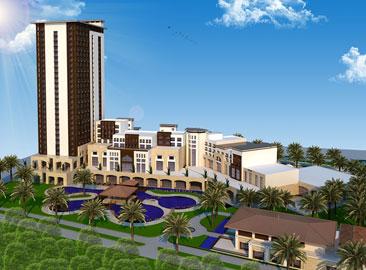 Erbil Hilton Hotel Projesi