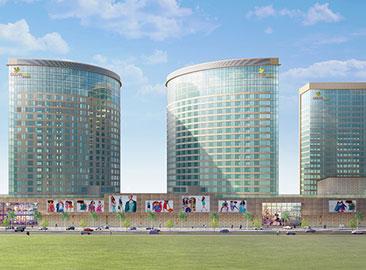 Erbil Word Trade Center Gulanpark Towers