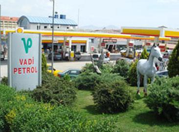 Ankara Vadi Petrol Shell Akaryakıt İstasyonu ve İş Merkezsi Komple Anahtar Teslim İnşaatı İşi